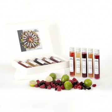 Gift Box Vinaigre - Collection Fleur de Sureau