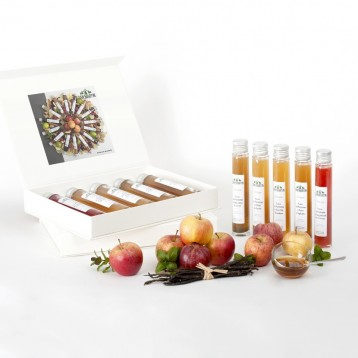 Vinegar Gift Box - Apple Collection