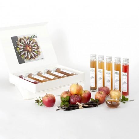 Vinegar Gift Box - Apple Collection