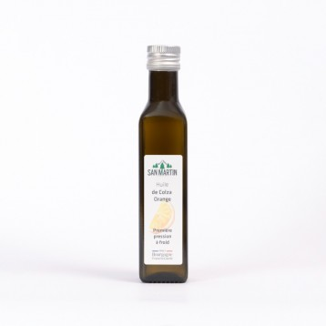 Rapeseed Oil - Orange