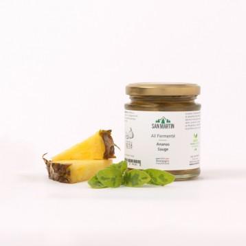 Ail Fermenté - Ananas, Sauge