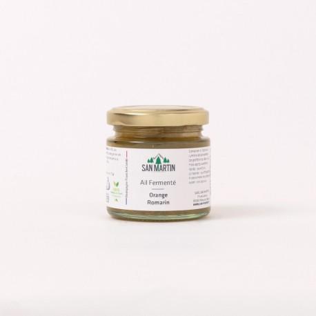 Fermented Garlic – Orange, Rosemary